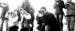 fotografie cursus bij Arc de l amour